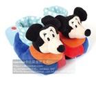 รองเท้าเด็ก-Mickey-Mouse--สีน้ำเงิน-(4-คู่/แพ็ค)