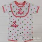 บอดี้สูทผีเสื้อดอกไม้-สีขาวชมพู-(5-size/pack)