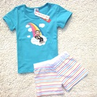 ชุดเสื้อกางเกงลิงและก้อนเมฆ-สีฟ้า-(5-size/pack)