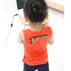 เสื้อกล้าม-Superman-สีส้ม-(5ตัว/pack)