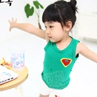เสื้อกล้าม-Superman-สีเขียว-(5ตัว/pack)