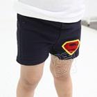 กางเกงขาสั้น-Superman-สีดำ-(5-ตัว/pack)