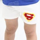 กางเกงขาสั้น-Superman-สีขาว-(5-ตัว/pack)