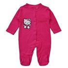 บอดี้สูท-Hello-Kitty-สีชมพูดอกกุหลาบ-(4-size/pack)