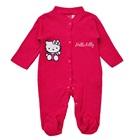 บอดี้สูท-Hello-Kitty-สีชมพูเข้ม-(4-size/pack)