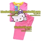 เสื้อและกางเกง-Hello-Kitty-(4size/pack)