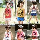 เสื้อกล้ามเด็ก-Smile-คละสี-(10-ตัว/pack)