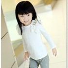 เสื้อแขนยาว-Western-style-สีขาว-(5size/pack)