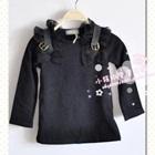เสื้อแขนยาว-Western-style-สีดำ-(5size/pack)