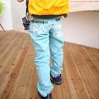 กางเกงขายาว-Bluemoon-สีฟ้า-(4-ตัว/pack)
