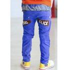 กางเกงขายาว-Jean-Click-สีน้ำเงิน-(4-ตัว/pack)