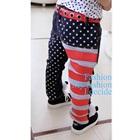 กางเกงขายาว-Star-สีน้ำเงิน-(6-ตัว/pack)
