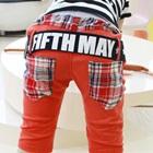 กางเกงขาสามส่วน-Fifth-May-สีส้ม-(5-ตัว/pack)