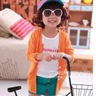 เสื้อคาร์ดิแกนแขนยาว-สีส้ม--(5-ตัว/pack)