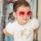 แว่นตาเด็กแฟชั่น-สีชมพู-(10-คู่/แพ็ค)