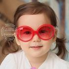 แว่นตาเด็กแฟชั่น-สีแดง-(10-คู่/แพ็ค)