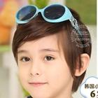 แว่นตาเด็กแฟชั่น-สีฟ้า-(10-คู่/แพ็ค)