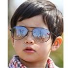 แว่นตากันแดดสไตล์เรย์แบรนด์-สีดำ-(10-คู่/แพ็ค)
