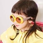 แว่นตากันแฟชั่น-สีเหลือง-(10-คู่/แพ็ค)