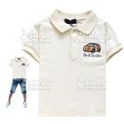 เสื้อโปโลแขนสั้น-Paul-Smith-สีครีม-(5size/pack)