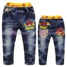 กางเกงยีนส์ขายาว-Angry-Bird-สีน้ำเงิน-(5size/pack)
