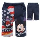 กางเกงขาสามส่วน-Mickey-Mouse-สีน้ำเงิน(6size/pack)