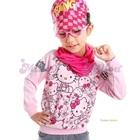 เสื้อแขนยาว-Hello-Kitty-สีชมพู-(5size/pack)
