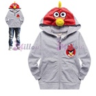 เสื้อแจ็กเก็ต-Angry-Bird-สีเทา-(6size/pack)