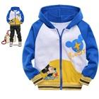 เสื้อแจ็กเก็ตแขนยาว-Mickey-Mouse-สีฟ้า(6size/pack)
