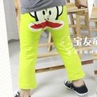 กางเกงขายาว-Paul-Frank-สีเหลือง-(5-ตัว/pack)