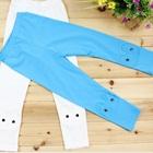 กางเกงเลกกิ้งกระต่ายน้อย-สีฟ้า-(5-ตัว-/pack)