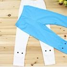 กางเกงเลกกิ้งกระต่ายน้อย-สีขาว-(5-ตัว-/pack)