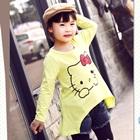 เสื้อแขนยาว-Hello-Kitty-สีเหลือง-(5-ตัว/pack)
