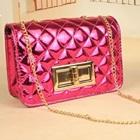 กระเป๋าสะพายข้างออกงาน-สีชมพู-(5-ใบ/pack)