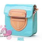 กระเป๋าแฟชั่นวินเทจ-สีฟ้า-(5-ใบ/pack)