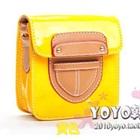 กระเป๋าแฟชั่นวินเทจ-สีเหลือง-(5-ใบ/pack)