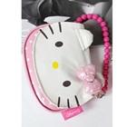 กระเป๋าถือ-Hello-Kitty-สีชมพู-(5-ใบ/pack)