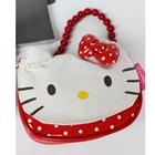 กระเป๋าถือ-Hello-Kitty-สีแดงเข้ม-(5-ใบ/pack)