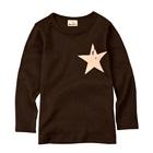 เสื้อแขนยาว-The-Star-สีน้ำตาล-(5-ตัว/pack)