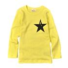 เสื้อแขนยาว-The-Star-สีเหลืองอ่อน-(5-ตัว/pack)