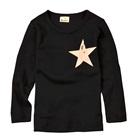 เสื้อแขนยาว-The-Star-สีดำ-(5-ตัว/pack)