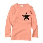 เสื้อแขนยาว-The-Star-สีชมพู-(5-ตัว/pack)