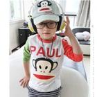 เสื้อแขนยาว-Frank-Paul-แขนสีส้มเขียว-(5-ตัว/pack)