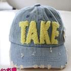 หมวกแก้ป-Take-สีเหลือง-(5-ใบ/แพ็ค)