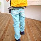 กางเกงขายาว-Blue-moon-สีฟ้า-(4-ตัว/pack)