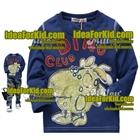 เสื้อยืดแขนยาว-Dino-Club-(6size/pack)