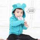 เสื้อแจ็กเก็ตแขนยาวหมีน้อย-สีฟ้า--(4-ตัว/pack)