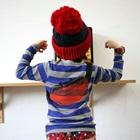 เสื้อแขนยาวลายขวาง-สีน้ำเงิน-(4size/pack)