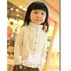 เสื้อเชิ๊ตแขนยาวคุณหนูยุคใหม่-สีขาว-(5size/pack)