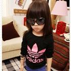 เสื้อแขนยาว-Adidas-สีดำ-(5size/pack)